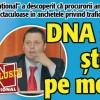 DNA trece pe motorina!