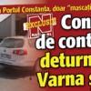 Containerele de contrabanda, deturnate catre Varna si Odessa