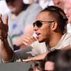 Hamilton si-a descarcat nervii la Wimbledon