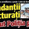 Comandantii restructurati au vandut Politia pe bucati