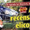ANI face recensamantul elicopterelor
