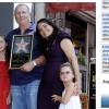 Al Bundy are stea pe Walk of Fame. VEZI cum l-au felicitat, simultan, cele trei sotii!