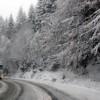 Informare meteo de ninsori si vant. Se anunta si o racire accentuata a vremii