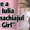 "Vezi de ce a renuntat Iulia Albu la machiajul ""Flapper Girl"""
