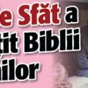 Brigitte Sfat a impartit Biblii batranilor