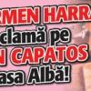 Carmen Harra il reclama pe Dan Capatos la Casa Alba!