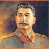 """Caiete cu Stalin pe coperta, din seria """"Mari personalitati ale Rusiei"""""""