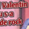 Actorul Valentin Uritescu s-a apucat de rock