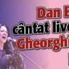 Dan Bittman a cantat live, Angela Gheorghiu a facut playback