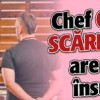 Chef Catalin Scarlatescu are fobie de insuratoare