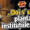 """Cafenele """"Doi s' un sfert"""", plantate langa institutiile statului!"""