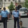 """Cum se """"smenuiesc"""" politistii de pe strada!"""