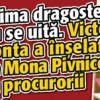 Prima dragoste nu se uita. Victor Ponta a inselat-o pe Mona Pivniceru cu procurorii
