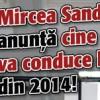 Mircea Sandu anunta cine va conduce FRF din 2014!
