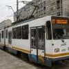 Barbat lovit de tramvai, in Capitala