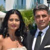 Gabriela Cristea l-a enervat la culme pe Marcel Toader la botezul fiicei Dianei Bisinicu