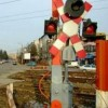 Masina lovita de tren: doi oameni au murit