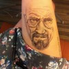 Tipa asta este geniala! Ce isi face pe piele, in timpul orelor de curs! (FOTO)