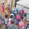 """""""National"""" si Community Aid Romania, cu ajutoare in Siria!  Tabara de refugiati Atma, """"emblema"""" indiferentei internationale"""