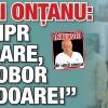 """Neculai Ontanu: """"Cat UNPR e-n floare, nici in Obor nu ma doare!"""""""