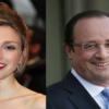 Julie Gayet si Francois Hollande s-au despartit