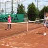 Elena Udrea a jucat tenis cu Ruxandra Dragomir (GALERIE FOTO)