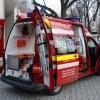Caz socant. O batrana a cazut de la etaj, in Cluj. Principala ipoteza