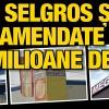Metro, Selgros si Mega Image, amendate cu 45 de milioane de euro