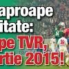 Un vis aproape de realitate: Liga 1 pe TVR, din martie 2015!