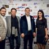 Ionut Iftimoaie si Leonard Doroftei, premiati la gala Celebrity Awards – FOTO