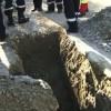Caz dramatic in Mehedinti: muncitori suprinsi de o surpare, unul a murit