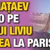 Alex Mataev a dus-o pe  fiica lui Liviu Dragnea la Paris!