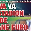 Craiova va avea stadion de 55 de milioane euro