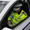 Sofer sanctionat in trafic de patru ori intr-o zi, pentru viteza!