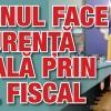 Guvernul face concurenta neloiala prin Codul Fiscal