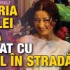 Casatoria Gabrielei Cristea s-a lasat cu scandal in strada