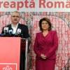 Dragnea o va propune pe Rovana Plumb prima pe lista la europarlamentare