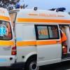 Accident pe DN 65, cu un autocar cu 35 de oameni la bord, doua camioane si un autoturism
