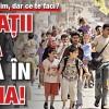 Refugiatii refuza sa vina in Romania!