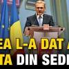 Dragnea l-a dat afara pe Ponta din sediul PSD