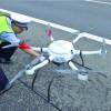 Politia romana baga radare drone pe autostrazi!