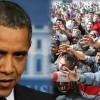 Obama ne baga refugiatii pe gat