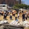 Raniti si persoane date disparute – constructie prabusita la Tel Aviv (VIDEO)