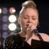 Ada, fiica actorului Cornel Palade, pe scena la Vocea Romaniei (VIDEO)