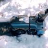 Kobi, robotul care da zapada singur