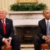 Ce crede Trump despre protestele stradale si cum a decurs intrevederea cu Obama (VIDEO)