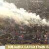 Explozie de proportii pe calea ferata, in Bulgaria, soldata cu numeroase victime (VIDEO)