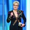 Meryl Streep a invins Globurile de Aur
