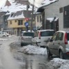 A inceput ridicarea masinilor in Bucuresti