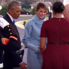 Predare de stafeta. Barack si Michelle Obama i-au primit pe sotii Trump la Casa Alba (VIDEO)